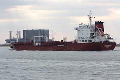 Sichem Hong Kong (peter harris41) Tags: river hongkong singapore flag ships cargo imo tankers tees sichem chemicaltanker redcarcleveland pdports 9397054
