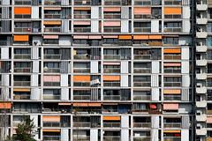 Wohnen in der Schweiz (petra ott) Tags: schweiz hochhaus ber