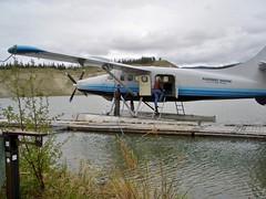Whitehorse Water Aerodrome, Whitehorse, Yukon Territory, June 2006 (Likestofish) Tags: travel canada fishing flyfishing pike freshwater laketrout lakefishing yukonterratory