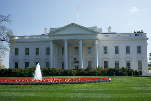 The White House by levork, on Flickr