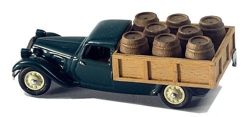 Autohobby Traction Avant Camioncino