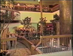 Spiral Staircase and Elevator at LVM - Altoona, PA (cooldude166861) Tags: mall shopping video open pennsylvania sears air center valley 1960s logan 1970s 1980s 1965 enclosed altoona penneys lvm loganvalleymall
