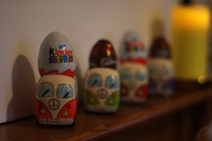 Happy Campers (Jainbow) Tags: easter egg kinder cadbury cups eggs van camer jainbw
