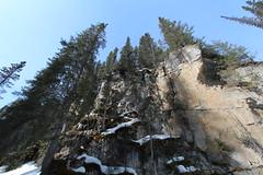 Johnston's Canyon spring 2014 (davebloggs007) Tags: park spring canyon falls upper national banff 2014 johnstons