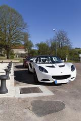 Elise S3S CR (Yann Go) Tags: france canon dijon lotus elise 5d s1 tamron s3 cr balade trackcar 2875
