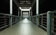 Pier on Pulau Besar, Malaysia (tik_tok) Tags: travel sea night island pier asia southeastasia malaysia mersing besar pulaubesar