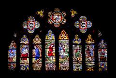 Vitral en la Catedral de Toledo, Espaa (Edgardo W. Olivera) Tags: espaa lumix spain europa europe cathedral catedral panasonic toledo vidriera vitral vitraux gh3 microfourthirds microcuatrotercios edgardoolivera
