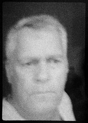 Kodak Recording Film (fawcetownsley) Tags: blackandwhite mamiya film miniature selfie fixer sunny16