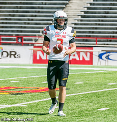 Maryland_White_on_Red_20160416_2414.jpg (hillels) Tags: terp terps maryland college byrdstadium collegepark football spring game practice testudo djdurkin capitolonefield photography sports byrd stadium park dj durkin capitol one field outdoor sport team terrapins basketball madness marylandmadness 2016 xfinity comcastcenter athletics fans mens womens october