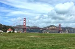 Crissy Field, The Golden Gate Bridge and the Marin Headlands (AndyBailey) Tags: trip bridge goldengatebridge trips marinheadlands sanfransisco crissyfield 2016