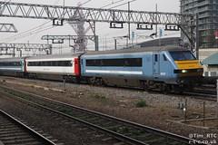 DVT 82127 on a Norwich service (Tim R-T-C) Tags: railroad london station train railway stratford dvt mainline angliatrains 82127 1p18 abelliogreateranglia