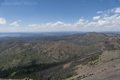 """View from Avalanche Peak • <a style=""""font-size:0.8em;"""" href=""""http://www.flickr.com/photos/63501323@N07/26903527956/"""" target=""""_blank"""">View on Flickr</a>"""