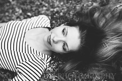 CHERRY BLOSSOM GIRL (Julia Sass Photography) Tags: flowers portrait blackandwhite bw woman nature girl beautiful beauty fashion female portraits magazine hair french women natural sweet girly makeup style naturallight portrt vogue editorial frau hairstyle mdchen flowerpower schwarzweis