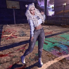 Believe in Me (Jana Pinden) Tags: life fashion dark blog royal 9 style fair blogger sl blogging second jana bridezilla the kustom fuckign 2016 pinden villena