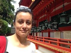 """Selfie iz budističnih templjev v mestu NARA • <a style=""""font-size:0.8em;"""" href=""""http://www.flickr.com/photos/102235479@N03/27032555484/"""" target=""""_blank"""">View on Flickr</a>"""
