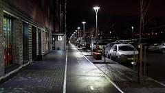 Ночная подсветка (Девелоперская компания) Tags: россия новосибирск улица ночнаяулица ночь свет подсветка фонари лампа кино russia novosibirsk street nightstreet night light backlight lights lamp cinema