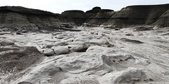 bisti 6598 (s.alt) Tags: usa newmexico nature rock stone america landscape outdoor badlands wilderness navajo farmington fourcorners formations rockformations bisti bistibadlands sanjuancounty destert bistiwilderness fourcornersregion desolatearea bistahie 41170acre bistah