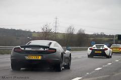 McDuo (MJParker1804) Tags: cars spider driving twin turbo mclaren british supercar v8 mp4 12c 650s