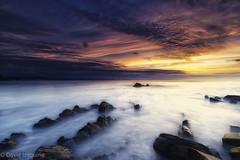 Barrikas Sunset (Tabernilla (David Izaguirre)) Tags: espaa david marina atardecer nikon europa bizkaia barrika d610 1835mm davidizaguirre tabernilla