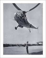 US Coast Guard - Sikorsky R6 (Steve Given) Tags: newyork aircraft helicopter 1940s sikorsky uscoastguard