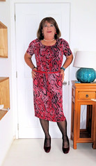 Office Girl (Trixy Deans) Tags: cute sexy tv cd crossdressing tgirl tranny transvestite transgendered crossdresser crossdress skirts sexylegs transsexual shemale shortskirt trixy sexyblonde tgirls xdresser sexyheels trixydeans sexytransvestite