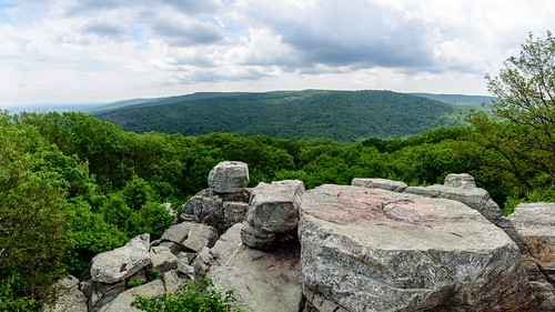 Chimney Rock Pano