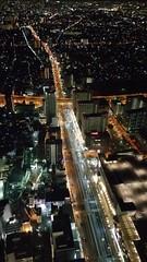 Osaka Marriott Miyako Hotel, Abeno Harukas (2) (Planet Q) Tags: japan marriott osaka marriottmiyakohotel