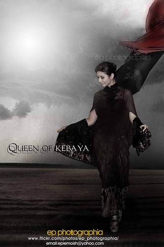 QUEEN OF KEBAYA