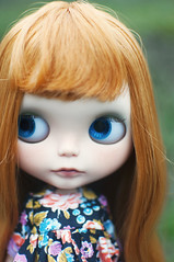formerly known as Brier Rose (libbalu) Tags: doll plastic blythe custom takara dlg rbl brierrose chaoskatencosmos