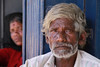 Tamil Man and Woman Portraits of Old Age on my Travels Tamil Nuwara Eliya Sri Lanka