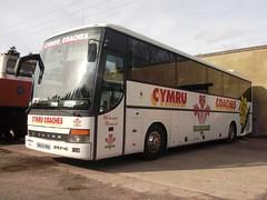 W643RNU (thomsonstoursboy25) Tags: nottingham man bus coach cymru skills hd coaches setra s315gt w643rnu