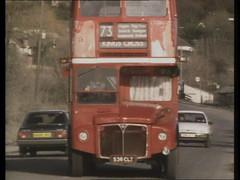 MARCH 1963 LEYLAND AEC RM 536CLT (Midlands Vehicle Photographer.) Tags: march leyland 1963 rm aec 536clt