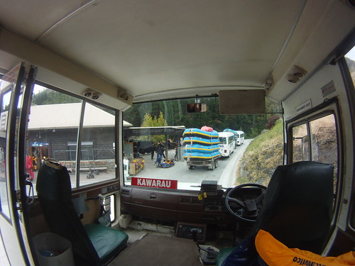 Queenstown - Rafting