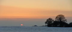 Sunset over the Downs (Timj_uk) Tags: sunset downs kent north