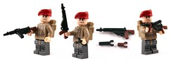 Mk V Sten Gun (it) Tags: gun lego mark 5 five v prototype lit sten junkie mk brickarms fliplit