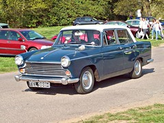 276 Morris Oxford Ser VI (1970) (robertknight16) Tags: british 1960s morris 1970s bmc worldcars 194570
