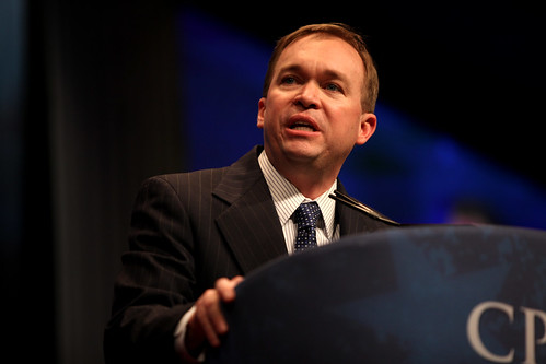 Mick Mulvaney, From FlickrPhotos