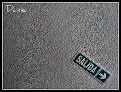 Exit ! (El Turco de Bragado) Tags: road trip travel viaje white verde green blanco argentina wall warning pared europa europe escape camino communism greece grecia salida imf anarchism capitalism outlet crisis capitalismo comunismo socialism exhaust fmi advertencia socialismo anarquismo