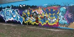 mister heat clone (Clone One (graffiti eindhoven)) Tags: graffiti heat mister clone brabant