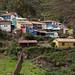 Villaggio prima di Huando con case colorate (2)