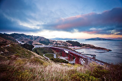The Other Side of the Bridge (Jinna van Ringen) Tags: sanfrancisco california usa landscape leefilters canoneos5dmarkii 5dmarkii jorindevanringen jinnavanringen chanderjagernath jagernath jagernathhaarlem