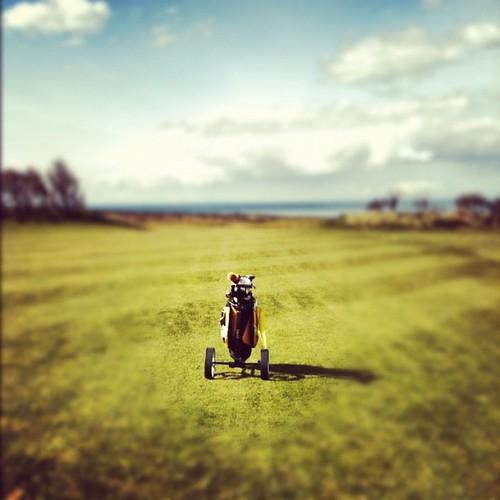 #golf med @stffnvlldsn