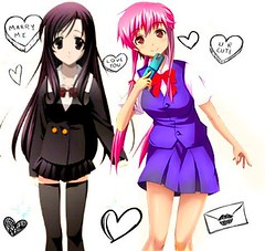 Love (TsunadeMatsumoto) Tags: anime cute sexy love manga katsura schooldays kotonoha girlanime スクールデイズ 未来日記 mirainikki eldiriodelfuturo yunoschooldayskotonohakatsuraスクールデイズsexygirlanimecuteloveanimemangamirainikki未来日記eldiriodelfuturoyuno