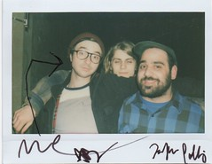 Real Estate (touringtub) Tags: england music london film alex real estate arms martin live courtney jackson instant bleeker 2012 sebright instax pollis lastfm:event=3158026