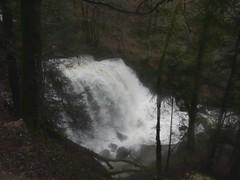 cascade principale du Verneau en crue (Guy Decreuse 25) Tags: jura cascade franchecomté grotte vidéo ornans doubs reseau lison loue nanssoussainteanne amancey verneau