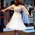Catherine Asaro dance solo 2011