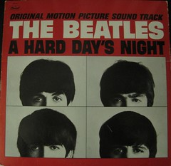 The Beatles a hard day's night (our78bus) Tags: night day album hard vinyl s collection record beatles