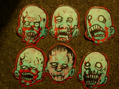 new marker-on-ink custom stickers (andres musta) Tags: andres musta stickers stickerart zombie zombies sticker zas art squad zombieartsquad adhesive andresmusta slaps