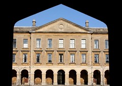 Magdalen College New Building (richardr) Tags: old city uk greatbritain england building english heritage history college architecture geotagged europe university european arch unitedkingdom britain historic oxford georgian british newbuilding oxforduniversity oxfordshire europeanunion magdalen magdalencollege georgianarchitecture palladian oxbridge oxfordcollege oxonian magdalencollegenewbuilding edwardholdsworth geo:lat=51752956 geo:lon=1245817