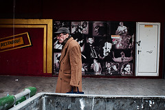 (Michael Pappas.) Tags: coat grandfather streetphotography greece piraeus